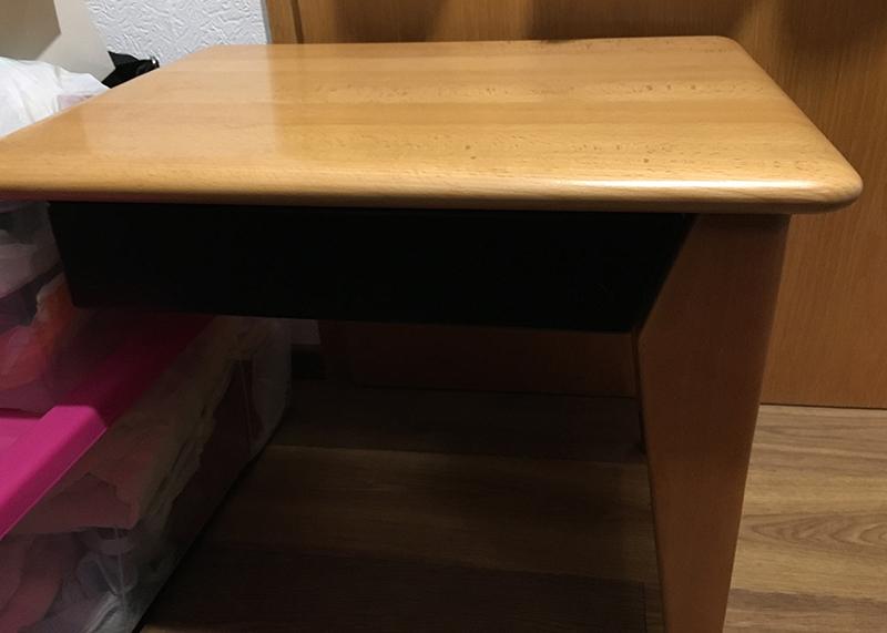 h lsta tintura doppelbett 1 60x2 m 2 nachttische buche. Black Bedroom Furniture Sets. Home Design Ideas